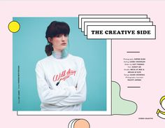 Editorial Design / Stories Collective on Behance Graph Design, Web Design, Layout Design, Graphic Design Posters, Graphic Design Inspiration, Editorial Design, Design Graphique, Social Media Design, Presentation Design