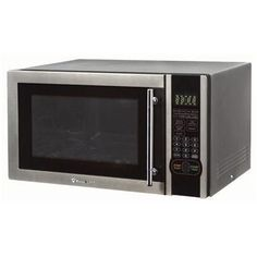 Magic Chef 1 Microwave Oven Stainless