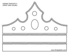how to make a gumpaste crown
