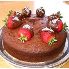 Black Russian Cake I food-and-drink