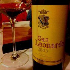 San Leonardo 2003, Le due Spade, Trento