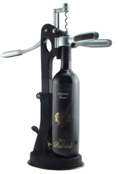 wine openers best | WINE BOTTLE OPENER - VIP DELUXE OPENER GIFT SET - INCLUDES STAND ...