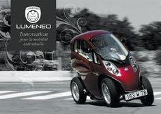 Lumeneo Smera, Fully tilting EV concept.