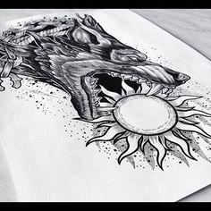 Картинки по запросу викинг арт тату