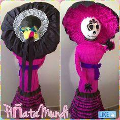 Piñata Catrina 1 #PiñataMundi