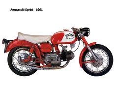 Aermacchi sprint 1961