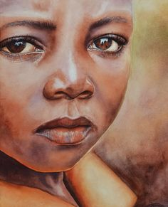 Images of Hope Art World, Watercolor, Portrait, Artist, Image, Dibujo, Portraits, Pen And Wash, Watercolor Painting