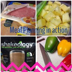 meal prep for 21day fix. alternating meals mon, wed, fri and same on tues, thurs some great hints !