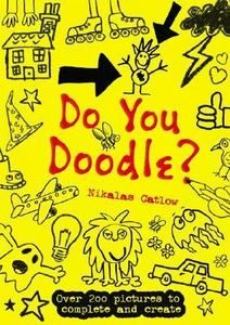Do You Doodle Catlow Kids Book Draw Drawing Fun Creative Activity Ages 5 0762429275 | eBay