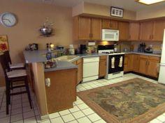 Kitchen bar/counter