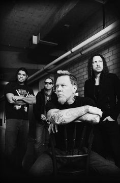 Metallica. Please like http://www.facebook.com/RagDollMagazine and follow @RagDollMagBlog @priscillacita