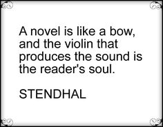 Dancing Branflakes: Writing Quotes  A novel is like a bow...