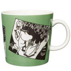 Moomin Mugs from Arabia – A Complete Overview Moomin Mugs, Tove Jansson, Marimekko, Mug Designs, Fun Facts, Original Artwork, Tableware, Mumi, Books