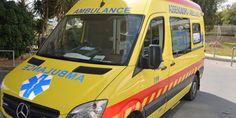 Δύο τραυματίες σε δυστύχημα στο δρόμο Κάτω Δρυ – Λευκάρων