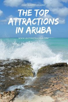 You'll find that Aruba is packed full of many attractions. Around every corner, there is something to be discovered. Enjoy your time on this happy island! Caribbean Vacations, Aruba Caribbean, Amazing Destinations, Travel Destinations, Cruise Pictures, Best Travel Guides, Island Tour, Beaches In The World, Beach Trip