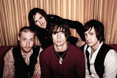 All-American Rejects na primeira parte dos Blink-182 em Portugal