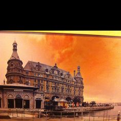 Haydarpasa Railway Station, Istanbul Love that place!!!