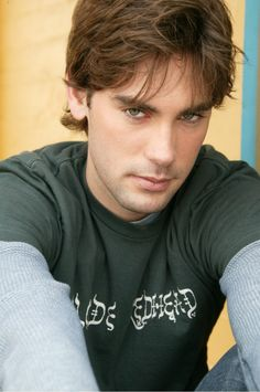 Drew Fuller :D the best and only reason to sit through Charmed & Army Wives...Drew!!!!