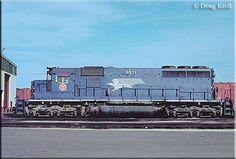 The Missouri Pacific Railroad, The MoPac