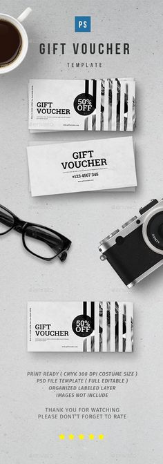 Buy Gif Voucher by lilynthesweetpea on GraphicRiver. Gif Voucher Features The Gif Voucher ten size is Inches + bleed, CMYK Layers are all well organized. Gift Vouchers, Ci Design, Flyer Design, Layout Design, Graphic Design, Gift Voucher Design, Subscription Gifts, Discount Vouchers, Gifts