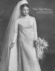 Pop Culture Often Influences Wedding Fashion This Gown On