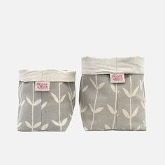 Skinny La Minx - Solid Orla Fog Soft Bucket Pair