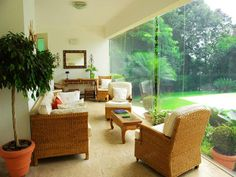Veranda furniture Outdoor Furniture Sets, Outdoor Decor, Sun Shade, Townhouse, Luxury, Home Decor, Homemade Home Decor, Sun Shadow, Terraced House