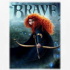 Brave Movie Poster T Shirt