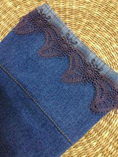 #Handmade #Jean