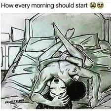 LOVE it when he wakes me up doing this!!!