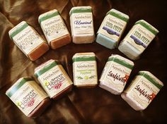 """10 of our mini raffle baskets will have a bar of soap handmade by """"Appalachian Naturals Soap!"""" You can win one of these baskets on Saturday February 18 12pm - 8pm at our grand opening open house event! . You can visit this shop for long-lasting soap and skincare products on a Wall Street in downtown Asheville. """"We put sincere effort into choosing only sustainable quality and reliable recourses for our ingredients. Our philosophy is simple """"Don't Get Naked With Anything You Can't Trust!"""" """"…"""