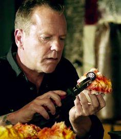 Dynamite Cupcakes – Quand Jack Bauer fait des Cupcakes ! Excellente publicité avec Kiefer Sutherland