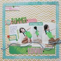A Project by beckyjune from our Scrapbooking Gallery originally submitted 08/02/12 at 10:02 AM