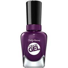 Sally Hansen Miracle Gel nail color in Boho-a-Go-Go, $10; at drugstores