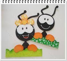 mejores 24 imágenes de hormiguitas en pinterest ant ants y appliques