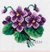 cross stitch viola - Googleda Ara