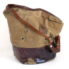 Greta Bean — Awesome Bag - US Military Duffel