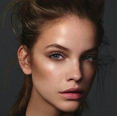 Barbara Palvin. Such a natural beautiful look.