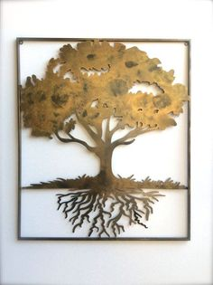 find this pin and more on wall art photography tree wall art gold metal - Metal Tree Wall Decor