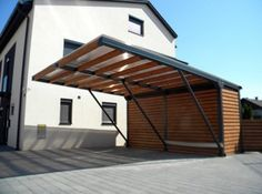 carport terrassendach berdachung garage nebenraum. Black Bedroom Furniture Sets. Home Design Ideas