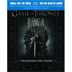 Game of Thrones, the first book in author George R.R. Martin's sprawling fantasy saga A Song of Fire and Ice, serves as the basis for this brawny, lusty series about courtly intrigue and civil war in a sprawling fantasy kingdom.