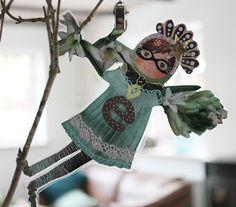 RikkeRøjkjær: DIY engle