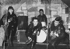 The Beatles - 8 December 1961 - The Cavern Club