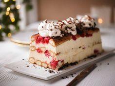 Baileys tiramisu with raspberries & chocolate shavings | Sweet Treats | Baileys