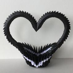 Heartshaped basket  CREA