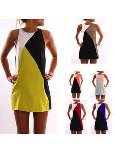 Vestito Donna Vestitino 7 colori 110168