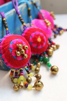 Felt with little bells - Village View Arts and Crafts - Visual Arts