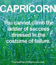 11 of the most famous quotes and sayings about the Capricorn star sign for 2014.