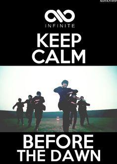 Infinite BTD Before The Dawn