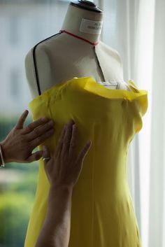 Cannes 2015 : la robe Dior haute couture de Charlize Theron à Cannes